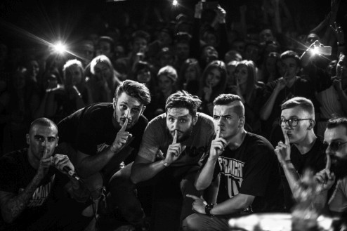 Zamknij mordę tour - relacja z koncertu w Bydgoszczy
