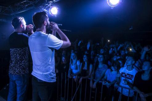 Zamknij mordę tour - relacja z koncertu w Olsztynie