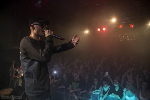Zamknij mordę tour - relacja z koncertu w Łodzi