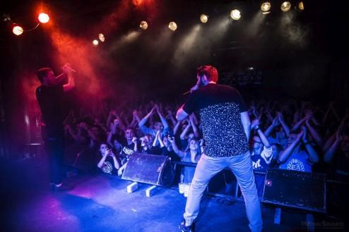 Zamknij mordę tour - relacja z koncertu w Lublinie