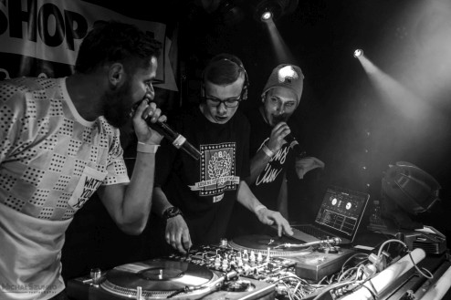 Zamknij mordę tour - relacja z koncertu we Wrocławiu