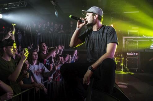 Zamknij mordę tour - relacja z koncertu w Katowicach