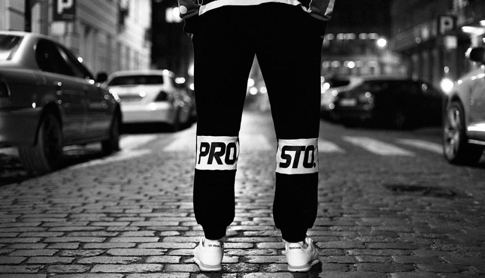 Prosto Lookbook fw 2015