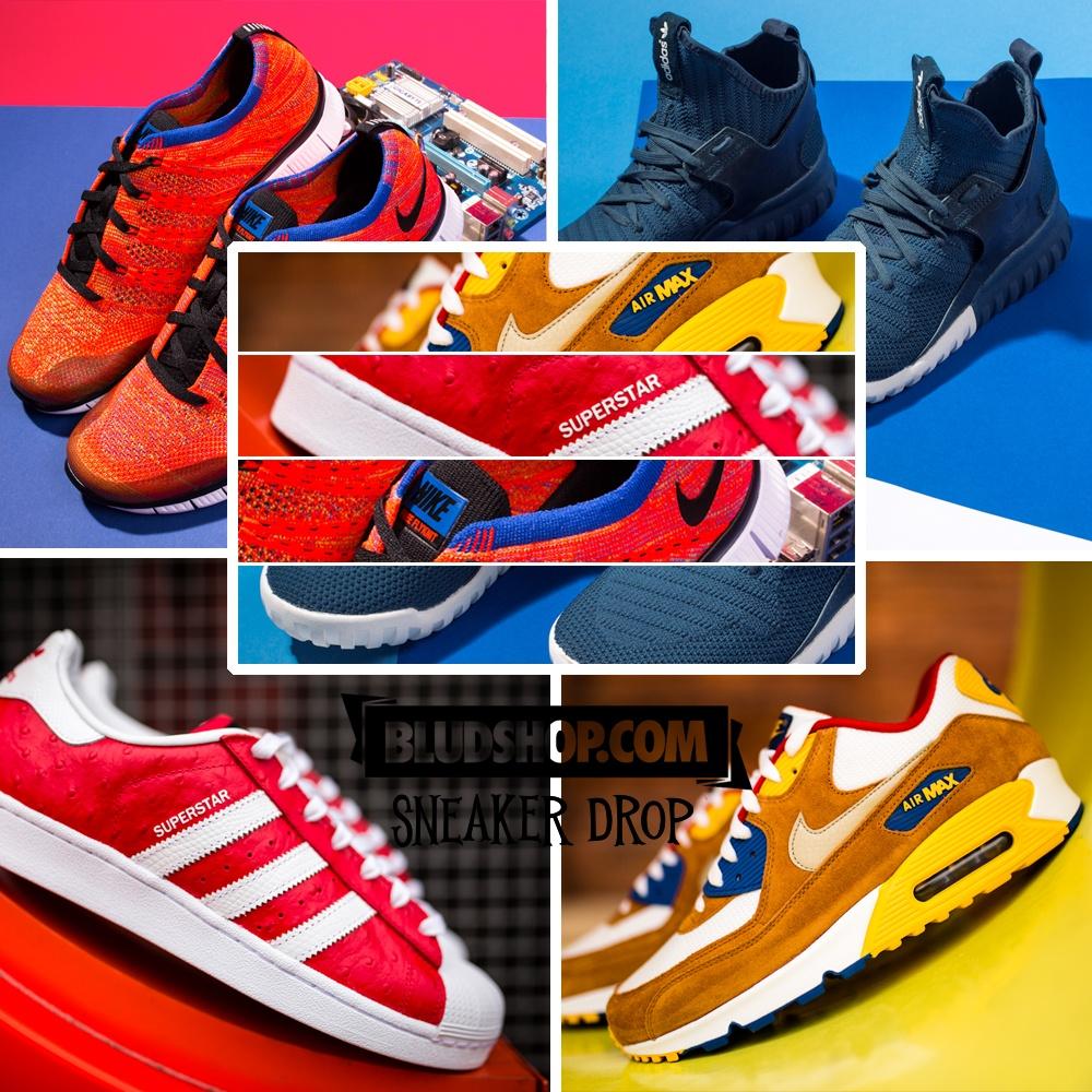 Sneaker Drop #2 - Nike, Adidas