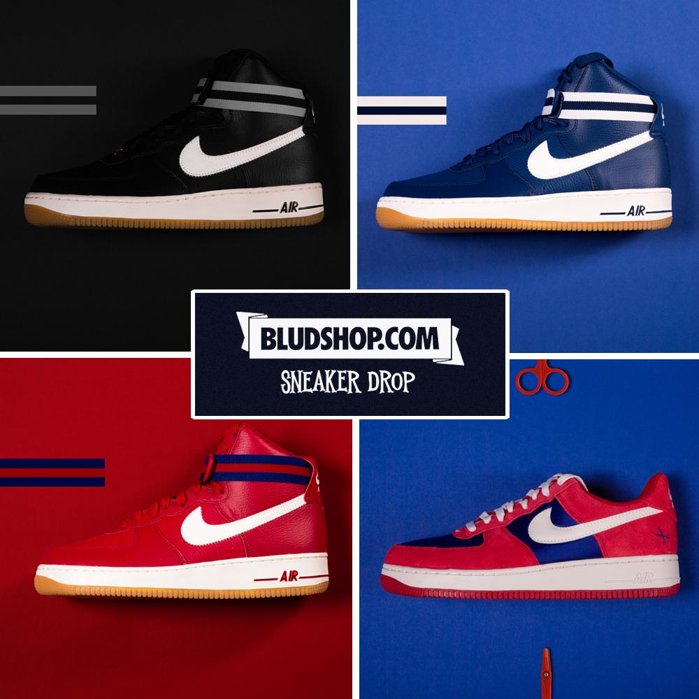 SneakerDrop #5 - Nike Air Force 1