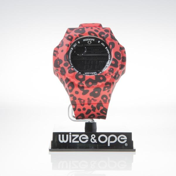 Drop #7 - zegarki WIZE&OPE - Gummy