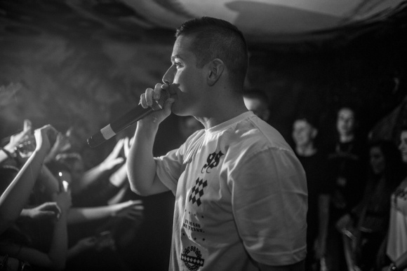 Raport #5 - Quebonafide (Kalisz, Klub Jumanji)