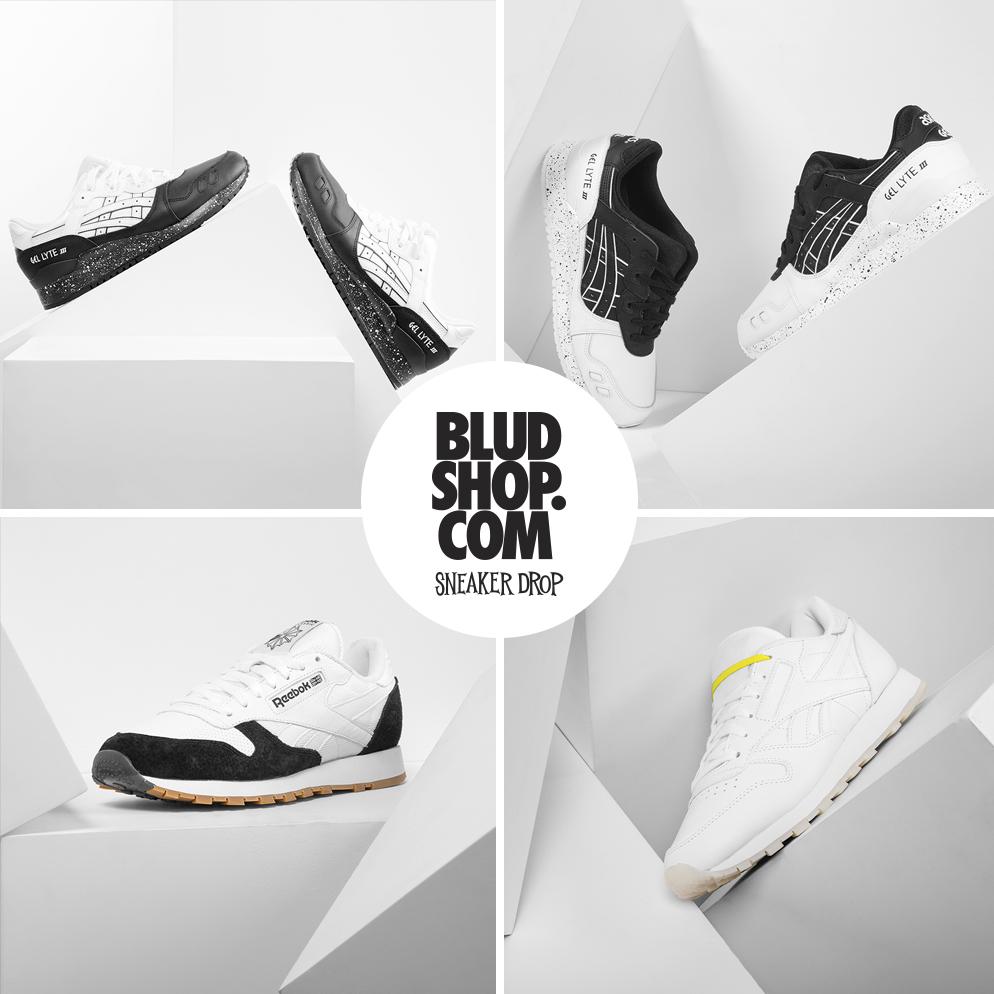 SneakerDrop#20-Asics, Reebok