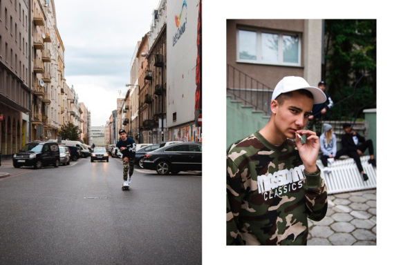 StreetNews#41 - Lookbook Mass Denim 98 - Dimitri