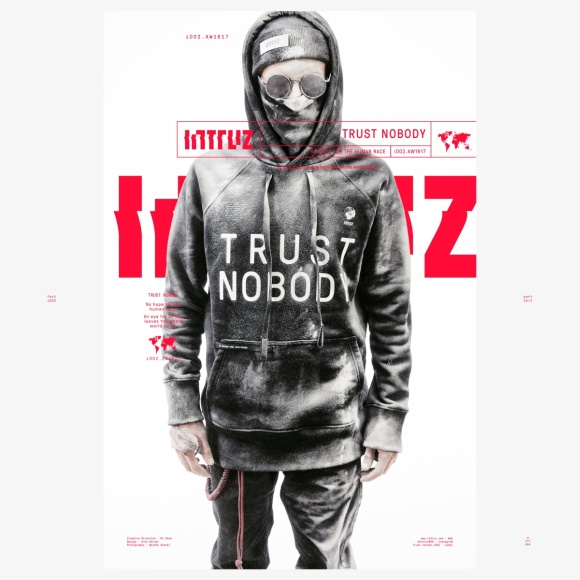 StreetNews#48 - Intruz Trust Nobody