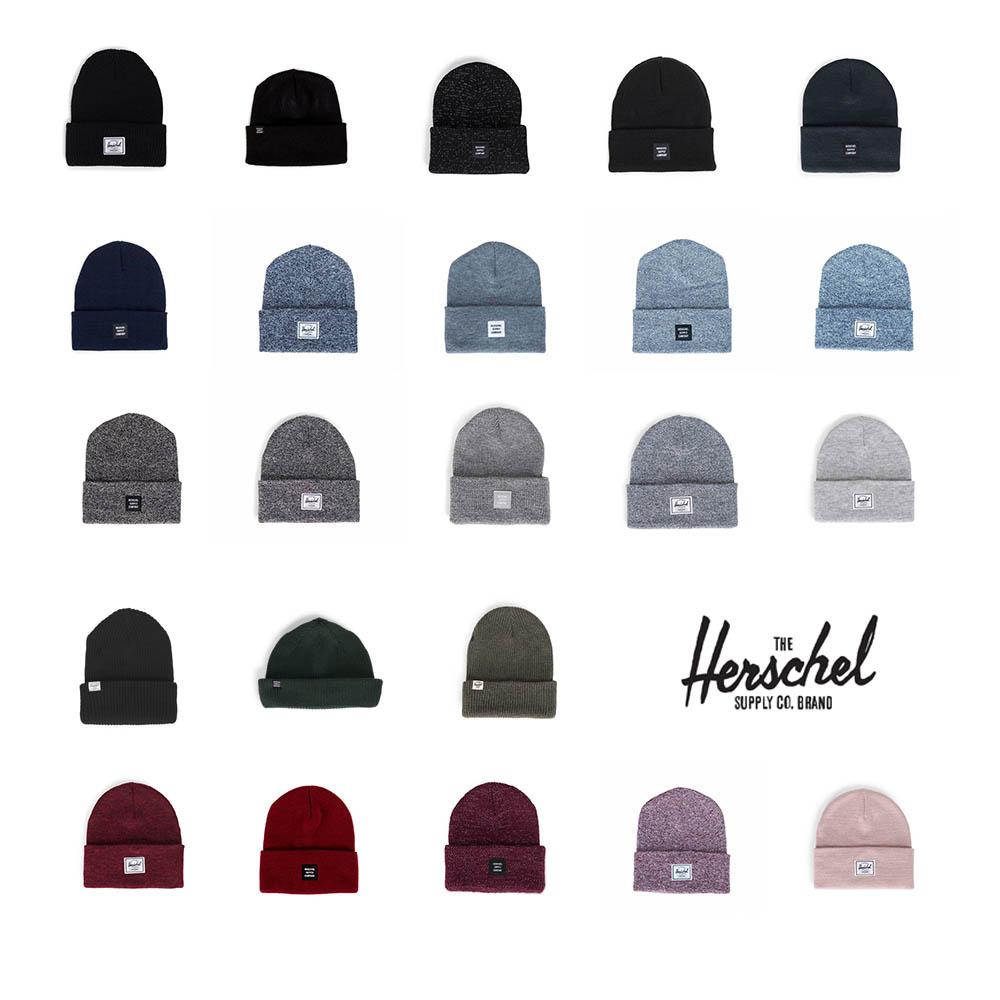 Drop#29 - Herschel - czapki zimowe