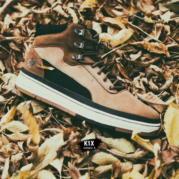 Nowe buty K1X