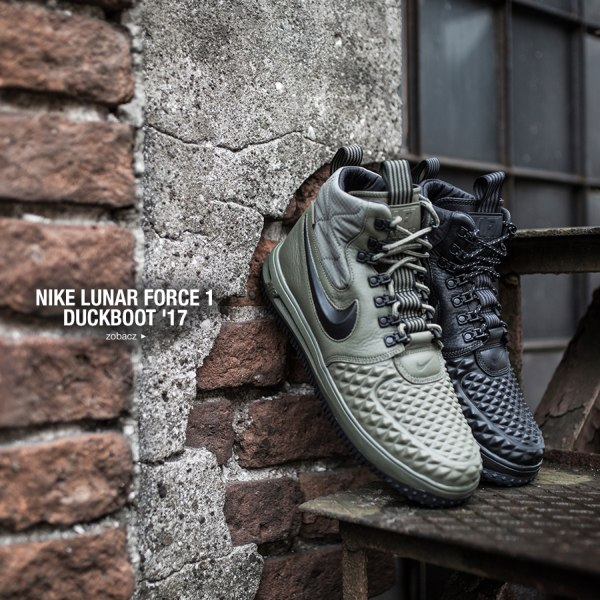 Nike Lunar Force 1 Duckboot `17