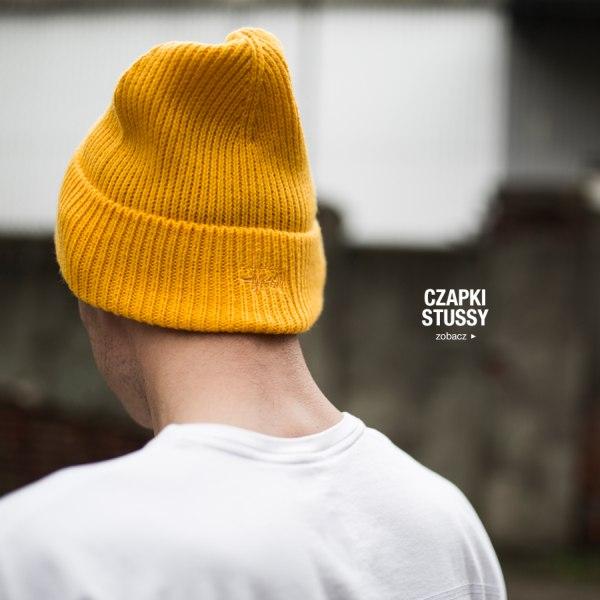 Stussy - czapki na bludshop.com
