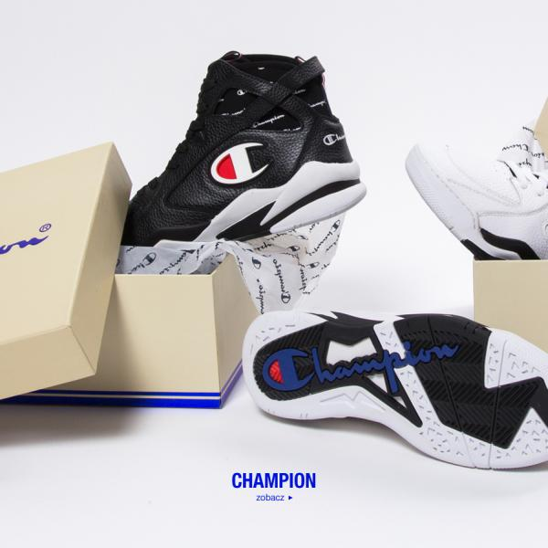 Sneakers buty Champion Zone 93 High Leather