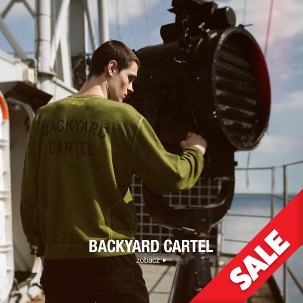 SALE - Backyard Cartel