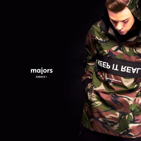Majors - sprawdź dostawę.