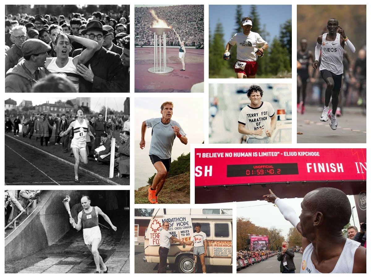 the largest running events in history.