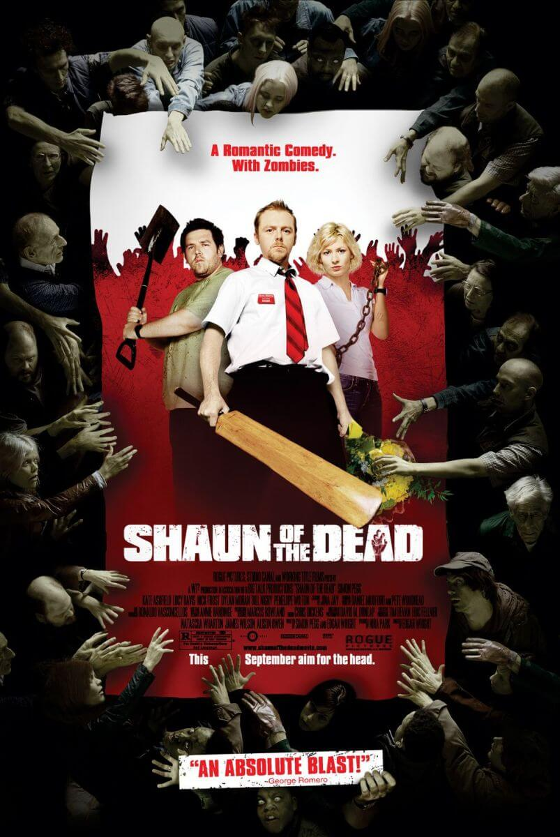 SHAUN OF THE DEATH – 2004